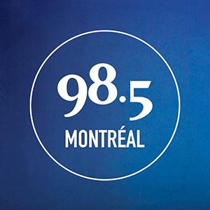 Fiche de la chaîne 98.5 FM Montréal