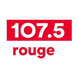 Fiche de la chaîne Rouge 107.5 FM Québec